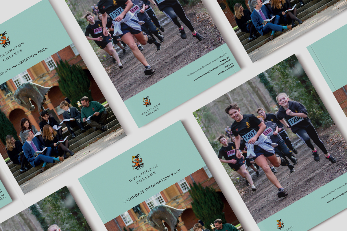 wellington college candidate information pack